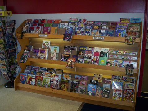 Children's back issues and collections, continued.
